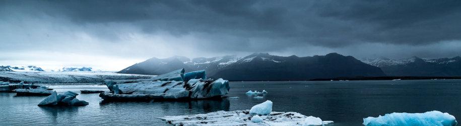 Ledový střet s přírodou